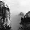 Paysage du Huangshan